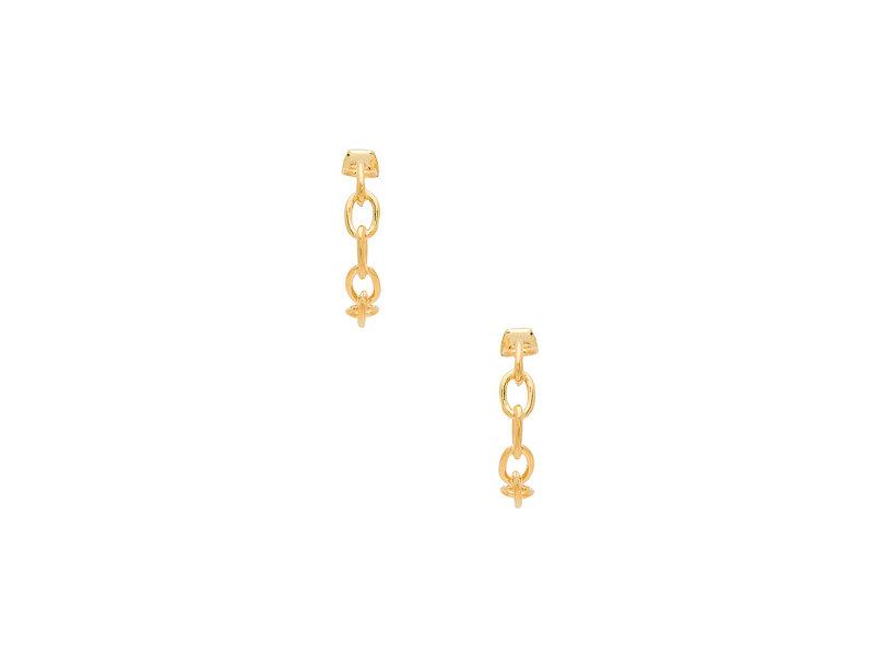five and two Mariah Earrings