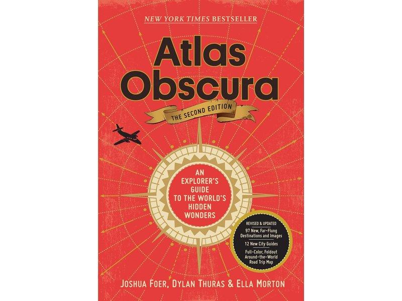 Workman Atlas Obscura Book