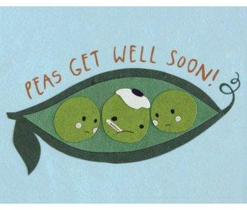 Peas Get Well