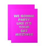 The Social Type Bat Mitzvah Congrats