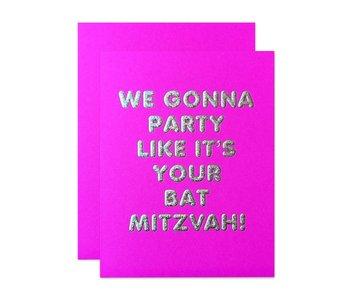 Bat Mitzvah Congrats