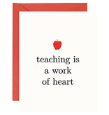 Waste Not Paper Teaching Heart