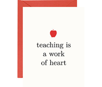 Teaching Heart