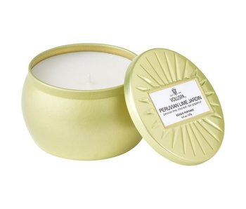 Peruvian Lime Jardin Mini Tin