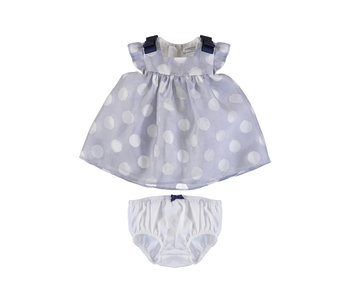 Nautical Polka Dor Devour Dress