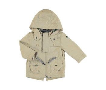 Ocher Parka Coat