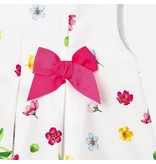Mayoral Floral Poplin Dress