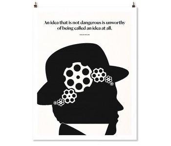 Oscar Wilde Quote Print