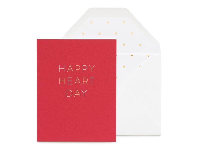Sugar Paper Happy Heart Day