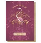 Papaya Fabulous Flamingo