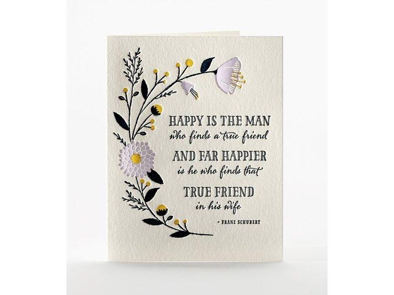 Elum Designs Friend in Marriage