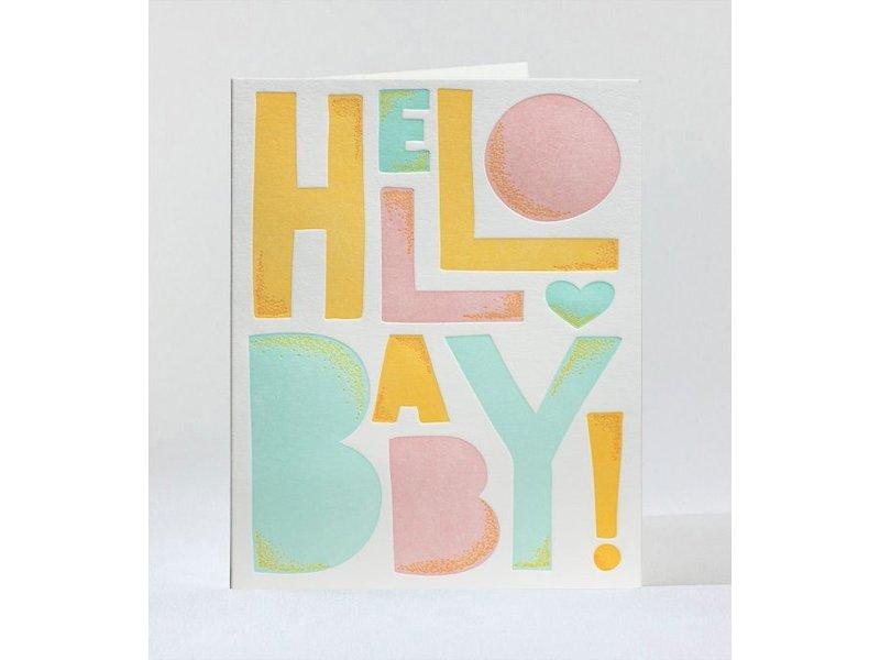 Elum Designs Happy Hello
