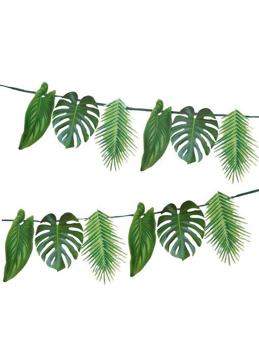 Tropical Palm Garland