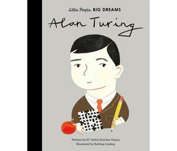 Little People Big Dreams Alan Turing