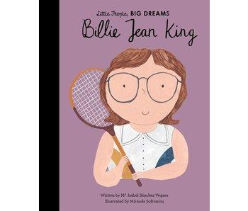 Little People Big Dreams Billie Jean King