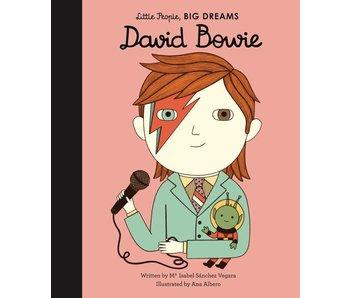 Little People Big Dreams David Bowie