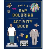 Abrams Bun B's Rapper Coloring and Activity Book