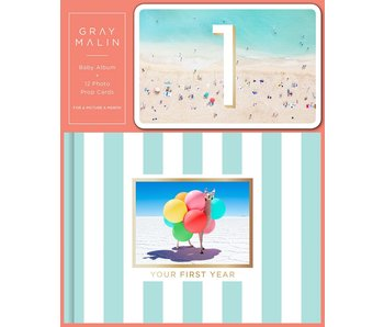Gray Malin: Baby Album & Photo Prop Cards