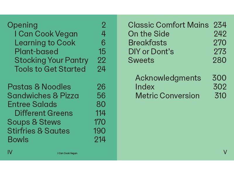Abrams I Can Cook Vegan