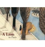 Abrams Lion In Paris