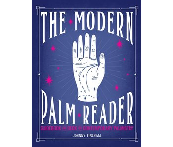 Modern Palm Reader: Guidebook & Card Set