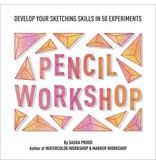 Abrams Pencil Workshop: A Guided Sketchbook