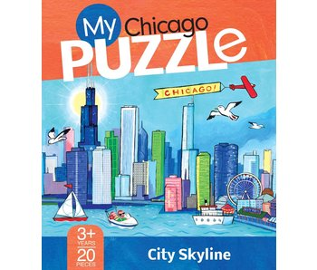 My Chicago Puzzle