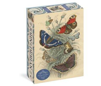 John Derian: Dancing Butterflies Puzzle