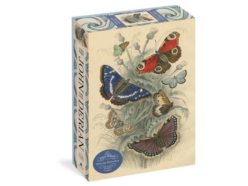 Workman John Derian: Dancing Butterflies Puzzle