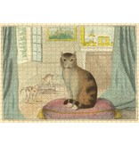 Workman John Derian: Calm Cat Puzzle