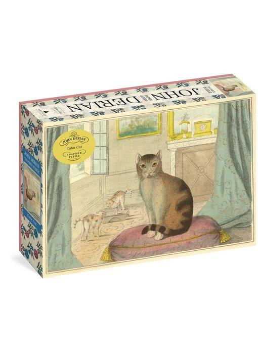 John Derian: Calm Cat Puzzle