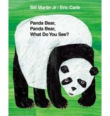 Macmillan Publishing Panda Bear, Panda Bear What Do You See?