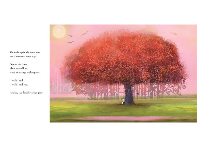 Macmillan Publishing You and Me and the Wishing Tree