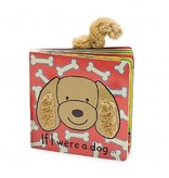 JellyCat Inc If I Were a Toffee Dog Book