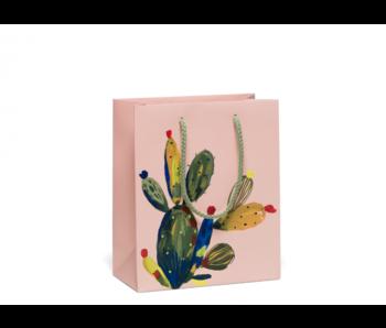 Cactus Rose Gift Bag