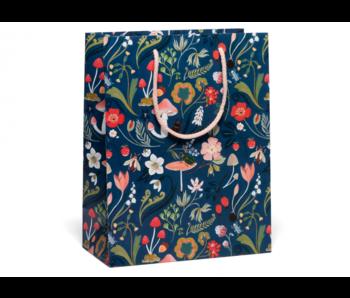 Forest Blue Bag