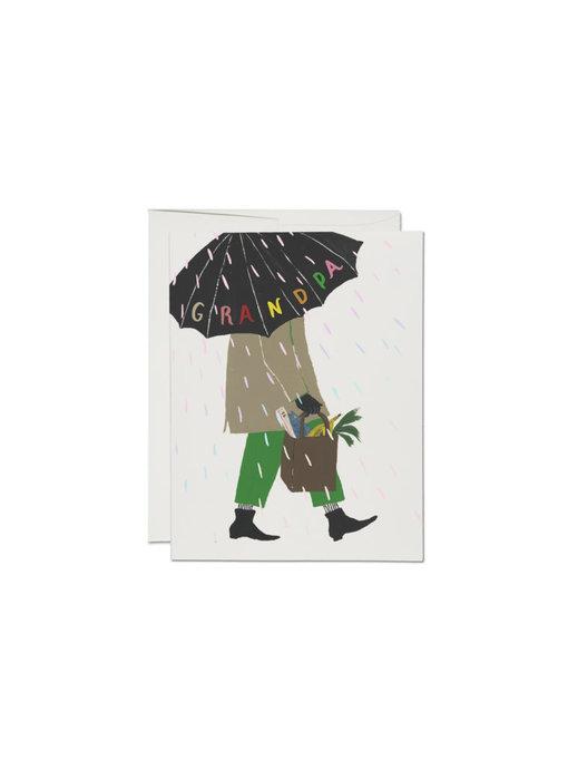 Grandpa's Umbrella