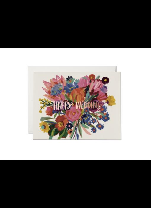 Happy Wedding Flowers