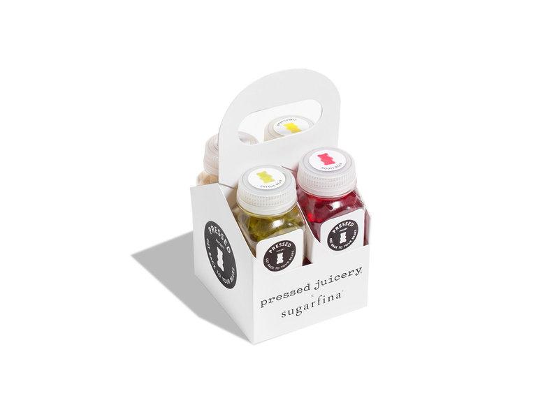 Sugarfina Juice Bears 4-Shot Carrier