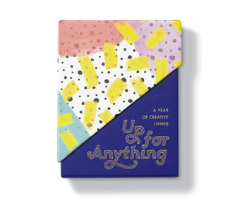 Up For Anything Card Set