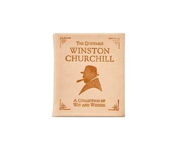 Winston Churchill Vachetta Leather