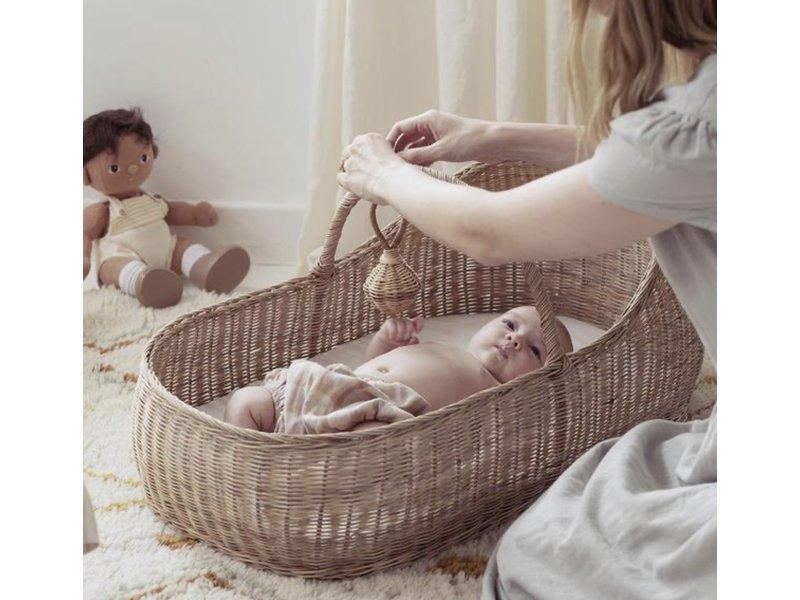 Olli Ella Lyra Moses Baby Basket