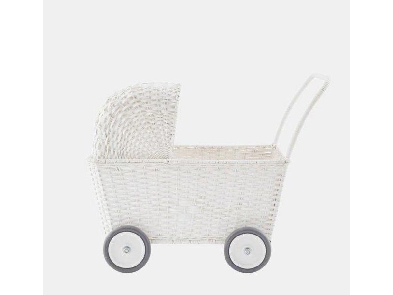 Olli Ella White Strolley