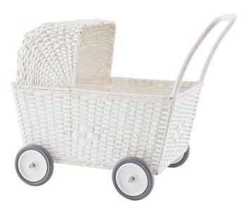 White Strolley