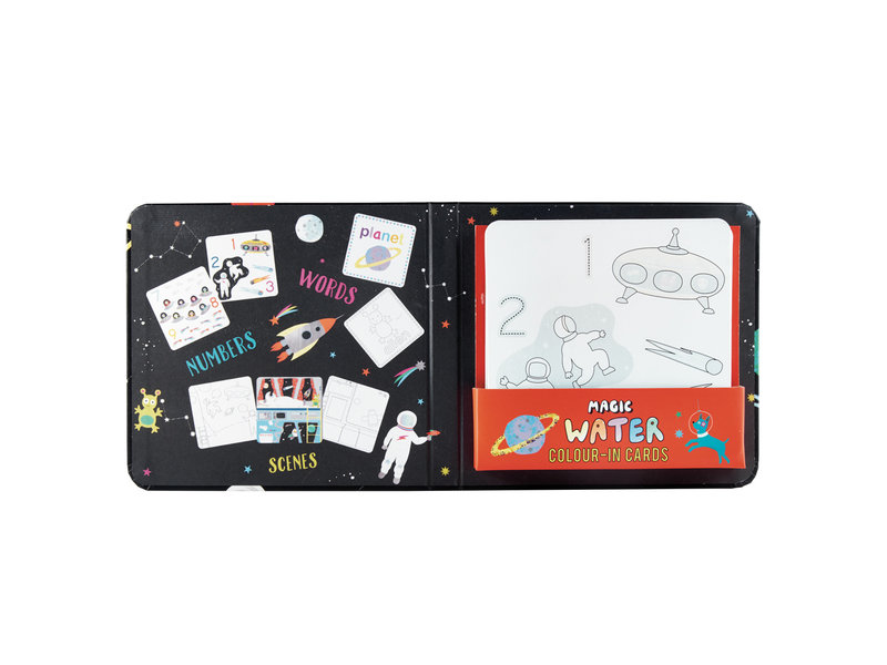 Floss and Rock Space Water Pen Pad