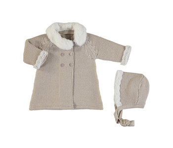 Knit Jacket Set