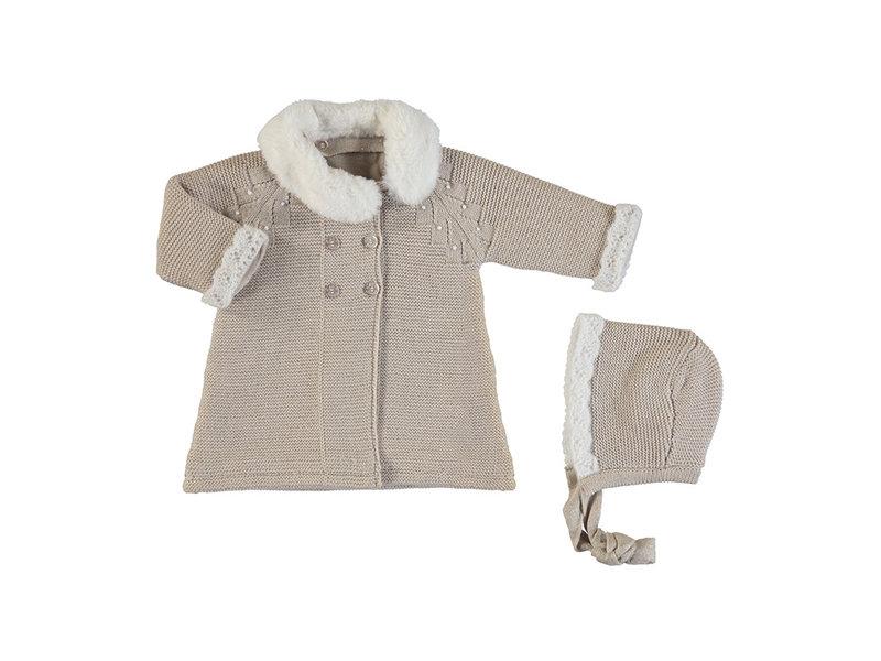 Mayoral Knit Jacket Set