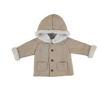 Sherpa-like Coat