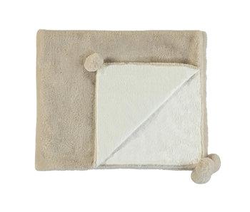 Mole Fuzzy Blanket