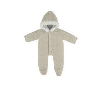 Baby Knit Snowsuit
